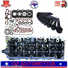 Toyota Prado Land Cruiser Hilux fully assembled 1KD-FTV 3L TDI cylinder head kit