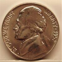 D Jefferson Nickel 1952 40 Choice//Gem BU Roll