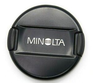 Minolta Genuine Original LF-1149 49mm Front Lens Cap Clip-On Japan d182