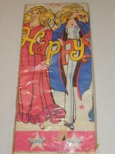 vintage 1978 Hallmark / Mattel  Barbie Tablecloth