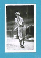 Lou Barbour Jr Vintage Baseball Postcard (Athletics)