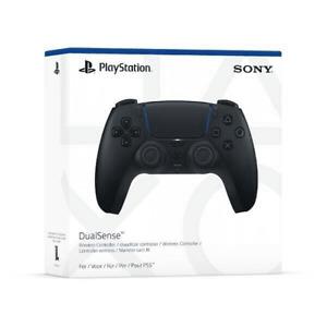Sony PLAYSTATION PS5 DualSense Wireless Controller - Midnight Black - Brand New
