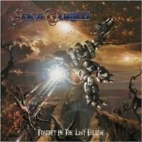"""LUCA TURILLI """"PROPHET OF THE ..."""" LIMITED DIGIBOOK CD"""