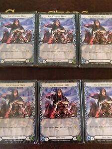Flesh And Blood Ira, Crimson Haze Sealed Welcome Deck Sealed (FAB)