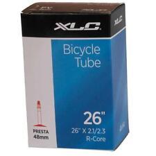 Xlc Bike Tubes w/Removable Valve Core 24 x 1.5-1.75 Schrader 33mm