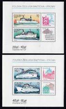 Echte Briefmarken aus Polen ab 1946 als Satz