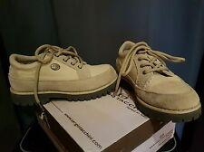 Chaussure Sergio Tacchini cuir et lin T.33