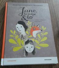 Jane, la volpe & io - Arsenault Isabelle, Britt Fanny Mondadori