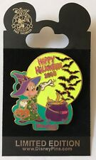 Disney DLR Halloween 2005 Minnie Mouse Pin LE 2000