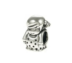 Genuine Pandora Silver Girl Charm 791531