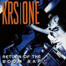 KRS-One - Return of the Boom Bap [New Vinyl] Explicit