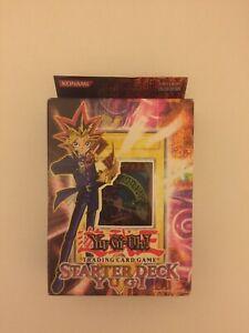 Yu-GI-Oh - SDY Yugi Starter Deck - English Edition - Factory Sealed - LP #4