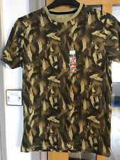 NWT Mens Primark Combat T Shirt Size S
