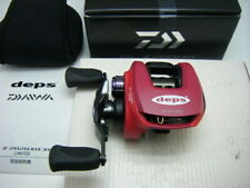DAIWA deps DR-Z2020XH LIMITED 2018 Model Right handle Red NEW JP