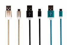 Intrecciato USB Tipo C 1M Cavo di Ricarica Adatto Per Hisense H18