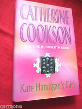 Catherine Cookson KATE HANNIGAN'S GIRL 2000 hardcover with jacket