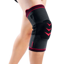 Kuangmi Professional Knee Sleeve Support Sports Brace Patella Protector Size M
