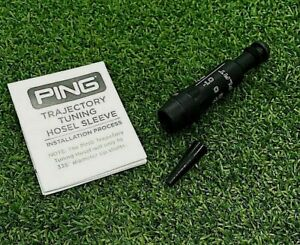 New Ping OEM .335 G410 Shaft Sleeve Adapter Left-Handed Kit Free Shipping!