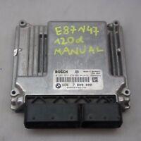 BMW 1 3 Series E81 E87N E90 N47 Kit Diesel Engine DDE Control Unit ECU 7809000