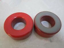 2pcs T106-2 iron core magnetic ring high frequency red ash ring