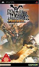 Capcom Monster Hunter Portable Japan Import