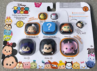 Disney Tsum Tsum Series 3 New Unopened 9 Figures Mickey + Cruella + More