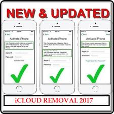 NEW HOT 100% iCloud Removal Unlock Fast 8 Websites iphone/ipad/ipod All Models