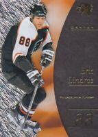 2012-13 Fleer Retro Hockey E-X 2001 #8 Eric Lindros Philadelphia Flyers