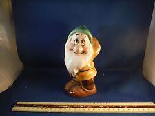 Vintage Disney Snow White Bashful Dwarf Figurine