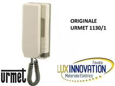 CITOFONO MECCANICO URMET 1130/1 CORNETTA MECCANICA URMET 5 FILI 1130/1