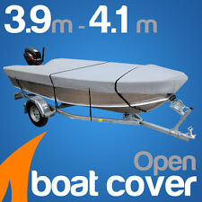 3.9m-4.1m Trailerable Open Boat Cover Tinnie heavy duty Tinny
