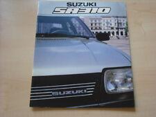 52966) Suzuki SA310 Prospekt 11/1983