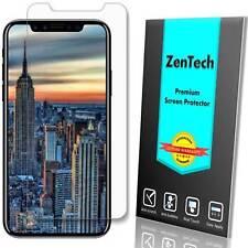 4X ZenTech® Clear Screen Protector Guard Shield Saver Armor For iPhone X / 10