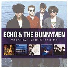 Original Album Series by Echo & the Bunnymen (CD, Mar-2010, Warner Bros.)