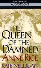 Queen of the Damned (Anne Rice) Rice, Anne Audio Cassette