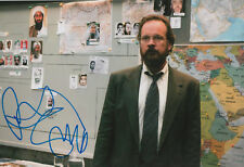 """Peter Sarsgaard """"The Looming Tower"""" Autogramm signed 20x30 cm Bild"""