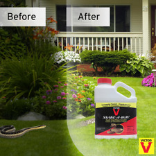 Snake Away Repellent for Outdoors Yard Lawn Granuals Repels Poisonous and Non