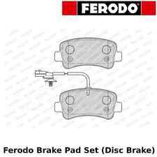 Ferodo Brake Pad Set (Disc Brake) - Rear - FVR4348 - OE Quality