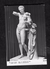 Posted 1980s: Art Card: Statue Hermes of Praxiteles: Olympia Museum