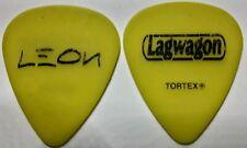 RARE! *LAGWAGON* Custom Signature Guitar Pick Used On-Stage in Atlanta