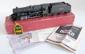 HORNBY DUBLO (2225) LMS CLASS 8F 2-8-0 BR BLACK (4809) (BOXED)