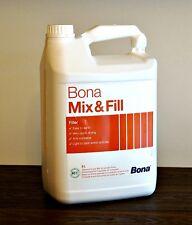 Bona Mix & Fill 5L Fugenkitt, Parkettkitt, Fugenfüller