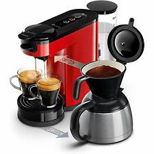 ECOPAD REGNO UNITO PER MACCHINE PHILIPS 2 Permanente Ricaricabili Senseo Caffè Filtri Capsule