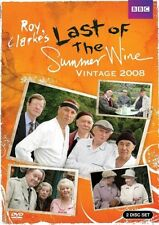 Last Of The Summer Wine: Vintage 2008 [New DVD] 2 Pack, Eco Amaray Case