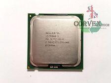 Intel Celeron D 351 3,2 GHz / 775 / FSB 533 MHz / Prescott / L2 256 KB / SL7TZ