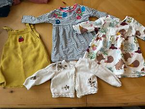 baby girl dress bundle 3-6 months (john lewis, next, M&S)