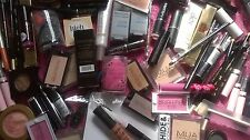 MAKEUP BUNDLE MIXED LOT JOB LOT RIMMEL MAYBELLINE REVLON REVOLUTION MUA & MORE