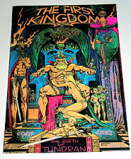 FIRST KINGDOM #4  1976  FABULOUS FANTASY TITLE - MATURE READERS