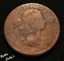 1801 or 1803 Draped Bust Large Cent <> Ag to G Details