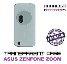 COVER TRASPARENTE PER ASUS ZENFONE ZOOM ZX551ML CUSTODIA PROTEZIONE TPU CASE